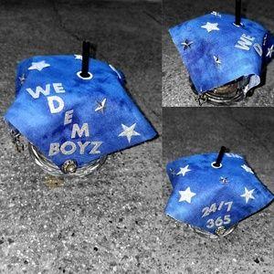 Diamond Dallas Cowboys We Dem Boyz Drink Guard